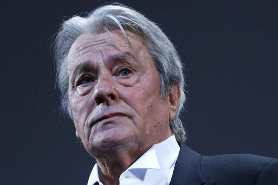 Alain Delon (Cannes 2013)