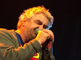 Daniel Johnston na festivalu Primavera Sound 2013