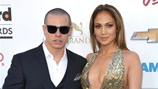 Casper Smart a Jennifer Lopezová