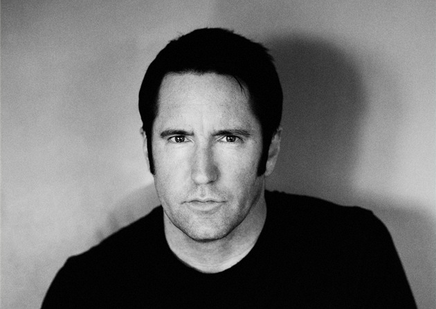 Trent Reznor z Nine Inch Nails.