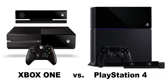 Xbox One vs. PlayStation 4