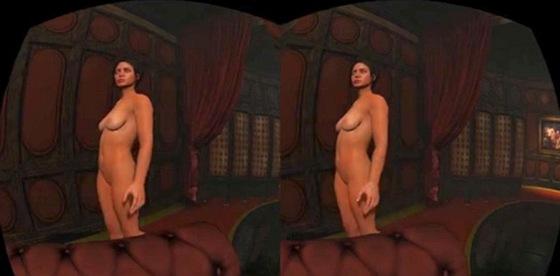 herní porno virtuální černá a bílá dospívající kočička