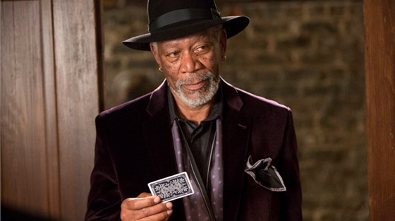 Morgan Freeman ve filmu Podfukáři.