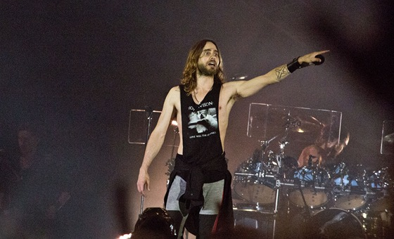 Thirty Seconds |To Mars na festivalu Rock Im Park 2013.