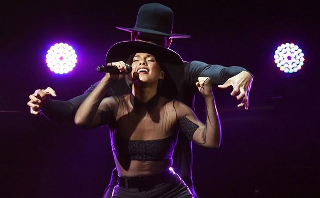 Alicia Keys předvede Praze svou hudební terapii. Vrátí se po sedmi letech