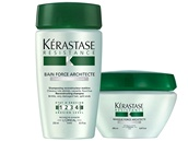 Kérastase: Šampon Bain Force Architecte (250 ml), 490 korun; maska Masque Force...