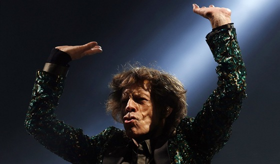 Rolling Stones (Mick Jagger)