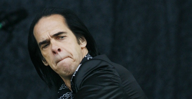Nick Cave & The Bad Seeds na Glastonbury 2013