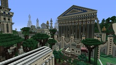 The Golden City (Minecraft)