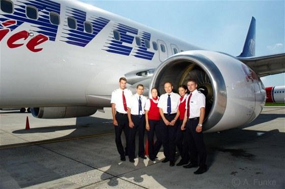 d94d83202e2 Zimní poločas. Travel Service pronajme 16 letadel do Kanady