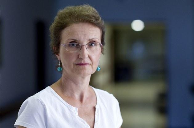 Lékařka Ludmila Eleková