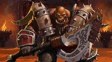 Garrosh Hellscream, postava ze hry World of WarCraft