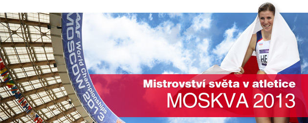 Mistrovství světa v atletice 2013,                Moskva