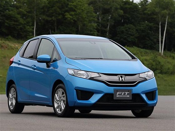 Honda Jazz (FIT) 2014