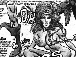 Chlapec porno komiksy