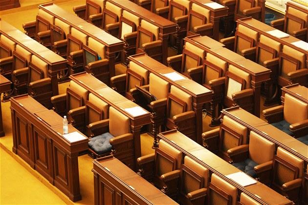 Poslanci rozhodují o přerušení splácení hypoték nebo o ochraně nájemníků