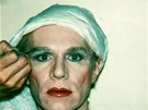 Warholself portrait of Andy Warhol in DragNever-before-seen photographs of...