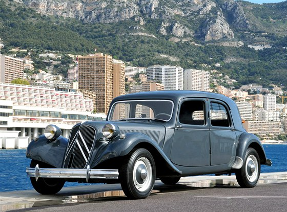 Citroën Traction Avant 1934–57