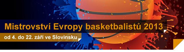 Mistrovství Evropy basketbalistů 2013