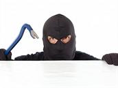 I chytrého zloděje můžete chytit do pasti.