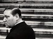 SLAVNÁ ROLE. Karla Kopfrkingla hrál ve filmu Juraje Herze Rudolf Hrušínský.