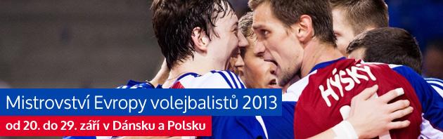 Mistrovství Evropy volejbalistů                2013