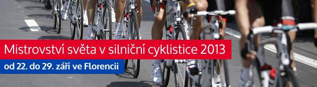 Mistrovství světa v silniční cyklistice 2013