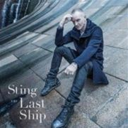 Sting: The Last Ship (obal)