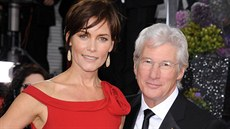 Richard Gere a Carey Lowellová