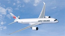 Japan Airlines si od Airbusu objednaly celkem 31 letadel A350.