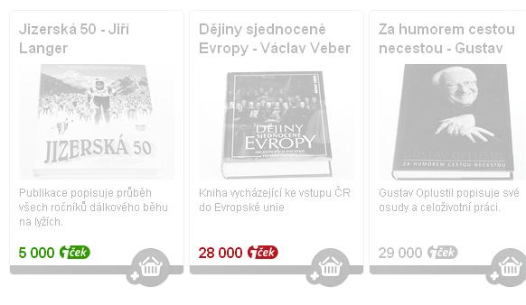 Barevné rozlišení cen