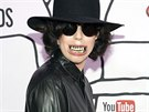 Lady Gaga na YouTube Music Awards v New Yorku (3. listopadu 2013)