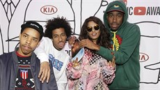 Earl Sweatshirt, Taco Bennett, M.I.A. and Tyler, The Creator na YouTube Music...