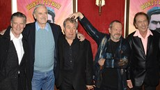 Monty Python: Michael Palin, John Cleese, Terry Jones, Terry Gilliam a Eric...