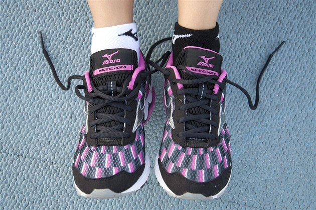 bc0be367175 Elixir 8 je skutečně příjemná bota. Sluší jí jak černé