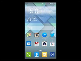 Displej smartphonu Alcatel One Touch Idol X