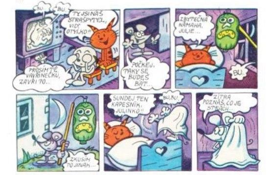 Online kreslené sex komiks