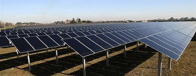 Soud podmínkou potrestal úředníka za vydání licencí na solární elektrárnu
