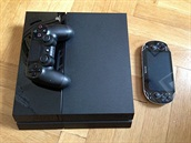 PlayStation 4 a PS Vita