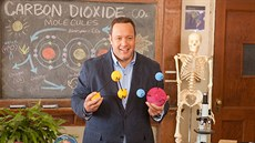 Kevin James ve filmu Profesor v ringu