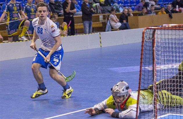 Florbalisté FBC Ostrava dali Otrokovicím deset gólů