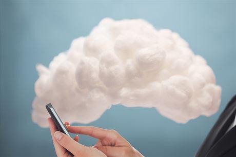 Cloud připojení mobilní