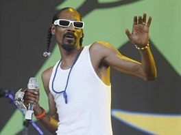 Glastonbury 2010: Snoop Dogg