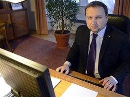 Kandidát KDU-ČSL na ministra zemědělství Marian Jurečka