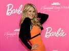 Christie Brinkleyová na party Barbie a Sports Illustrated Swimsuit (17. února...