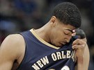 Anthony Davis z New Orleans Pelicans