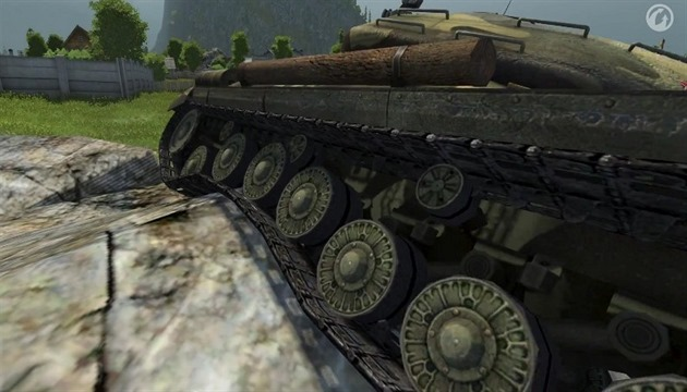 World of Tanks - nová herní fyzika