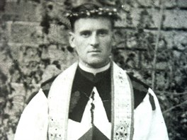 P. Henkes første messe