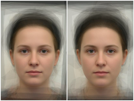 měnící se tváře
