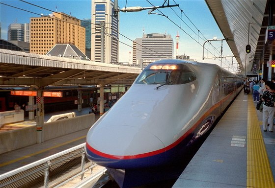 Japonský vlak sex